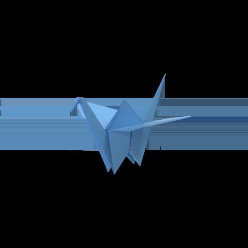 origami crane.h03.2k